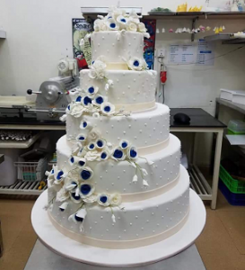 Royal White Cake